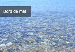 Vacances à la mer et séjours à la mer
