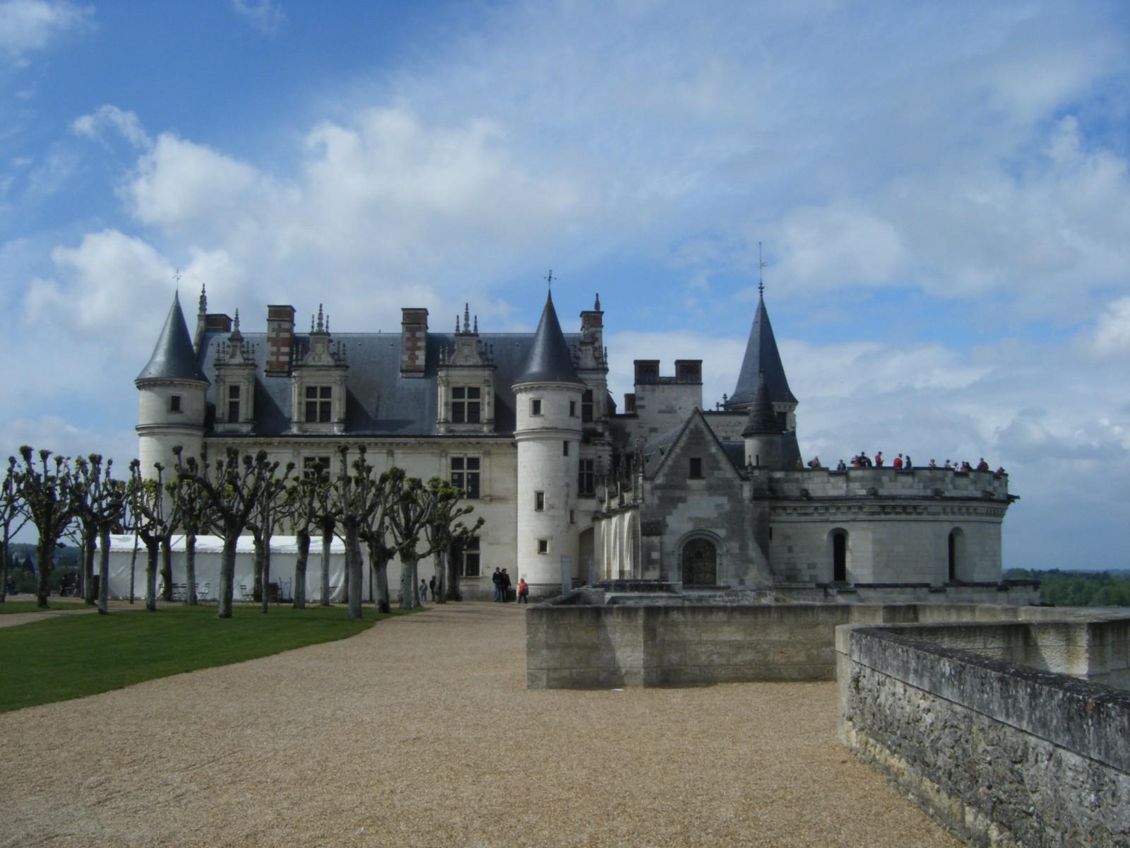 FlowersWay Voyages Visite Ch¢teau Royal d Amboise