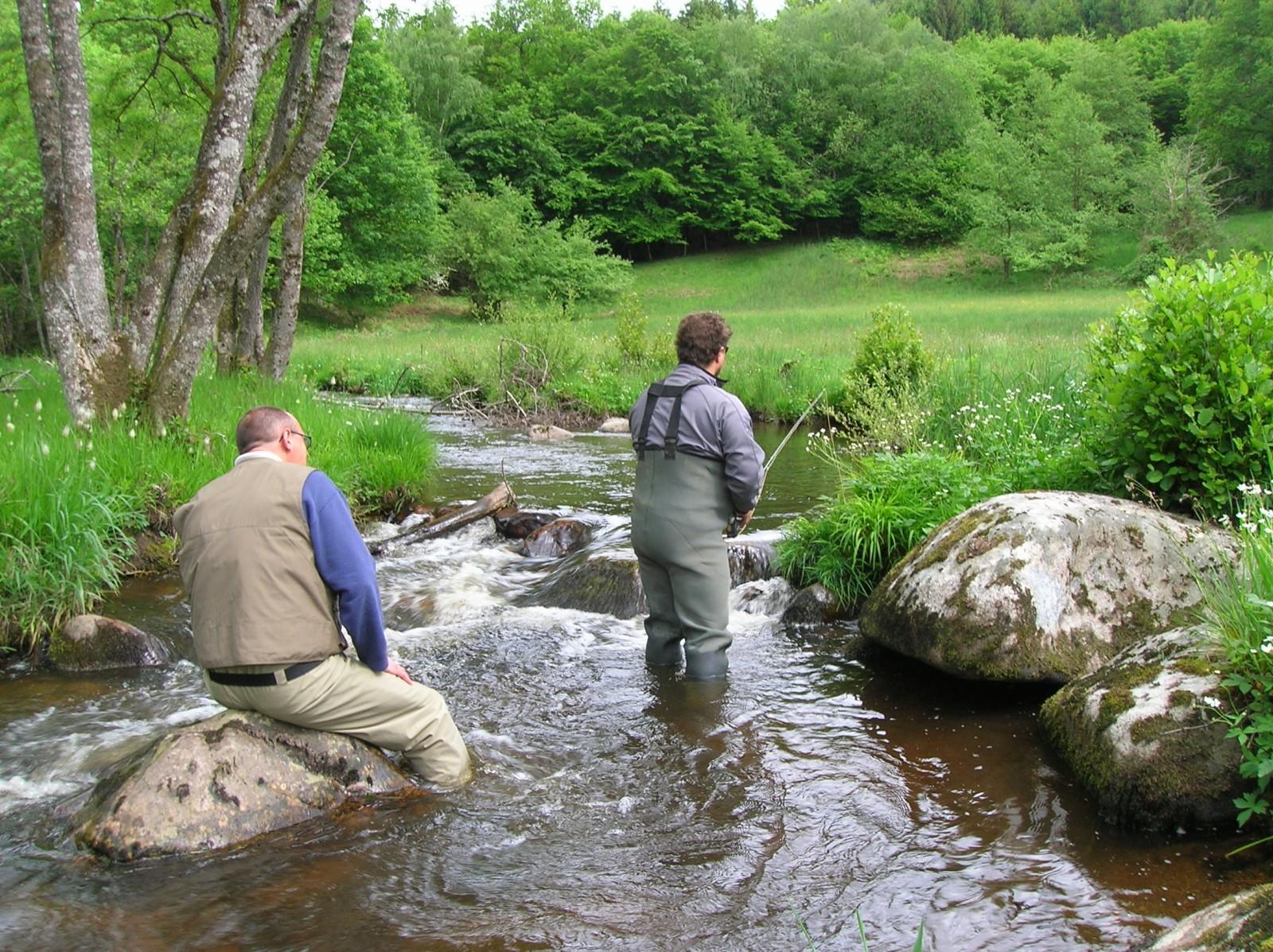 La pêche à oufe aujourdhui vidéo