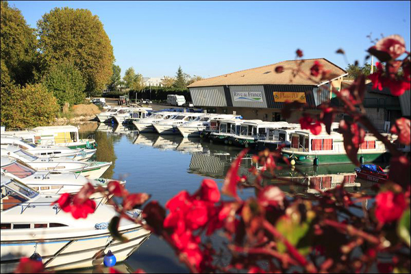 Le canal du midi, le temps d'un week end