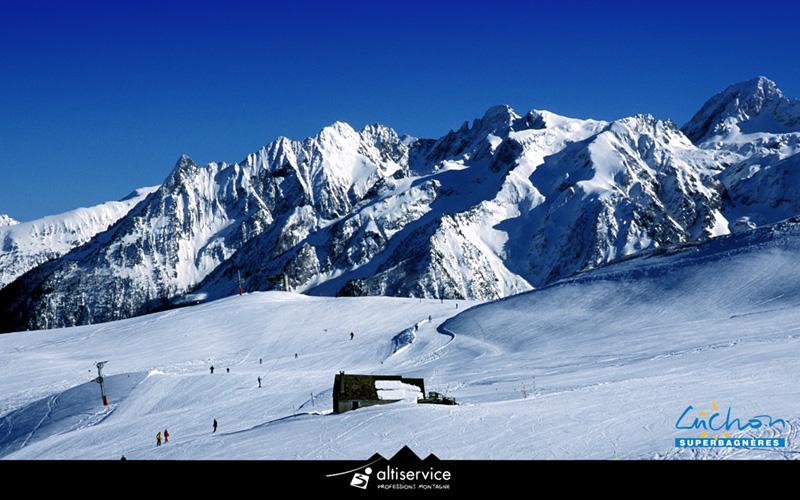 ski luchon - Photo