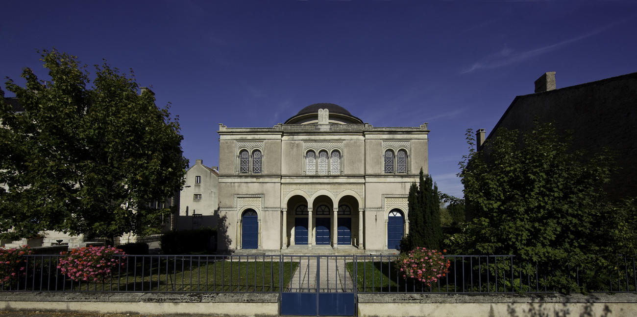 Centre d'art contemporain la synagogue de Delme, Photo: O.Dancy