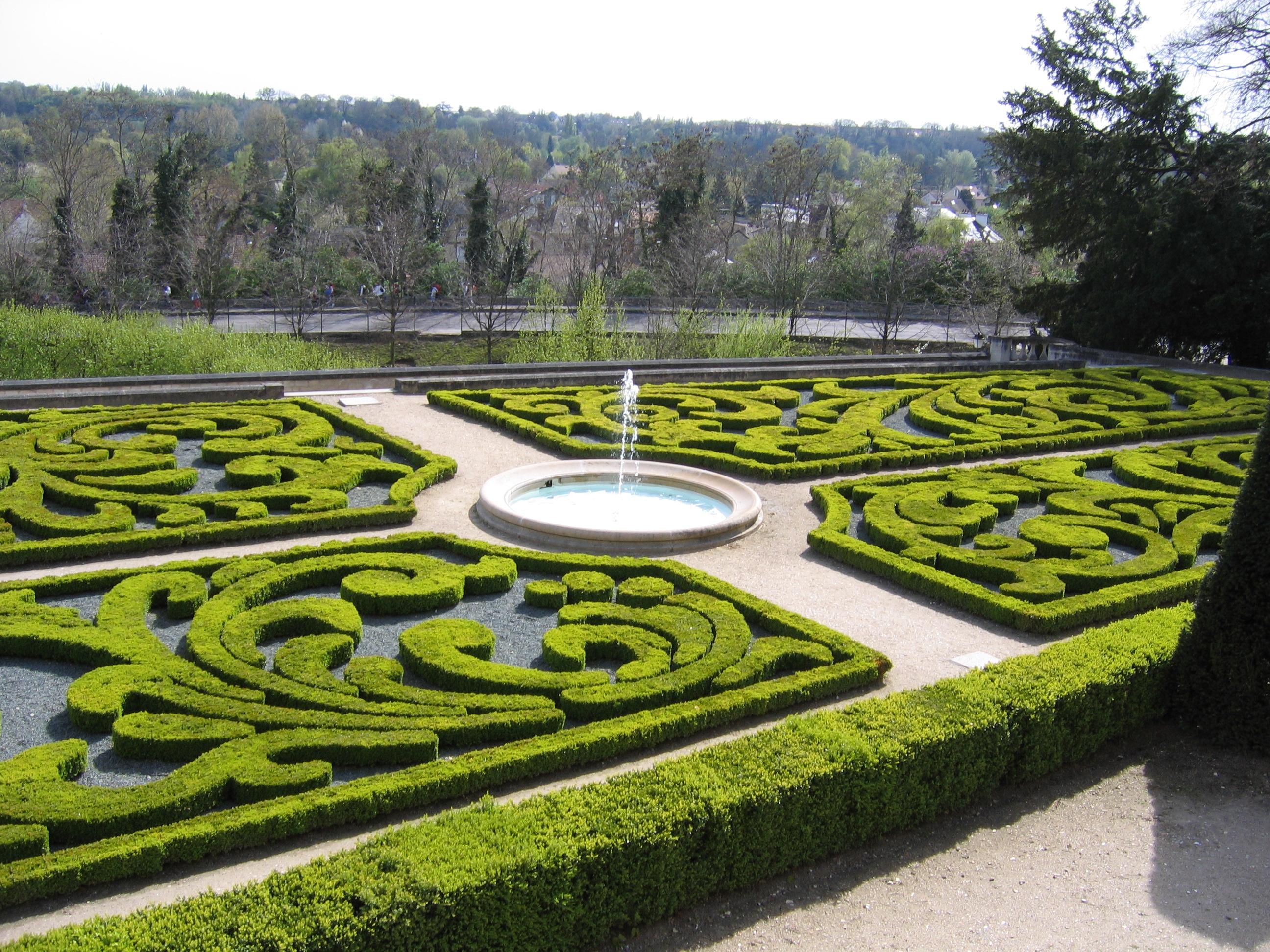 Flowersway voyages visite voyage au temps des for Jardin 0 la francaise
